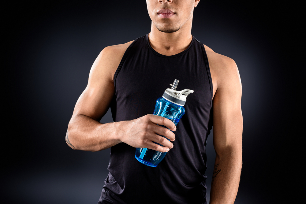 Here's Why You Should Use a Fit Water Bottle to Drink More Water