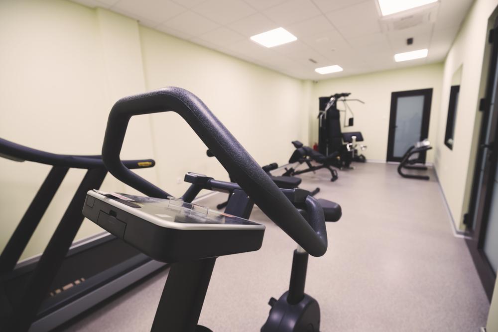 The Technogym Unica Compact Home Gym
