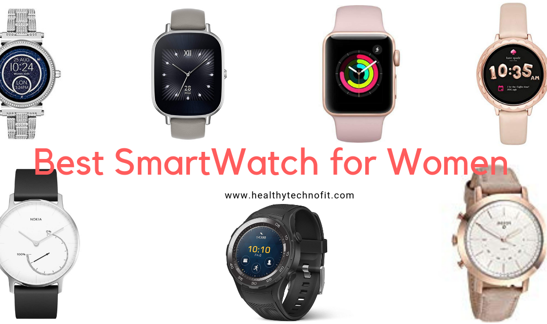Selecting The Best Smartwatch For Women, Here's A List For You