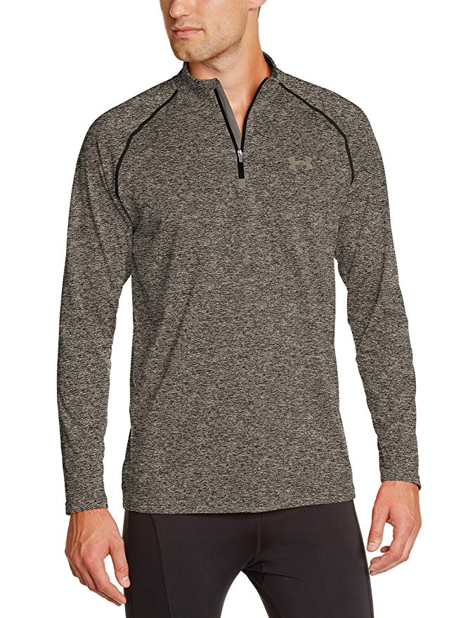 Under Armour Mens Tech one fourth Zip