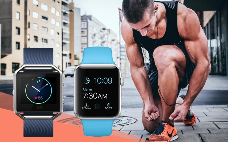 Fitbit Blaze VS. Apple Watch: Which Smartwatch Is Better?