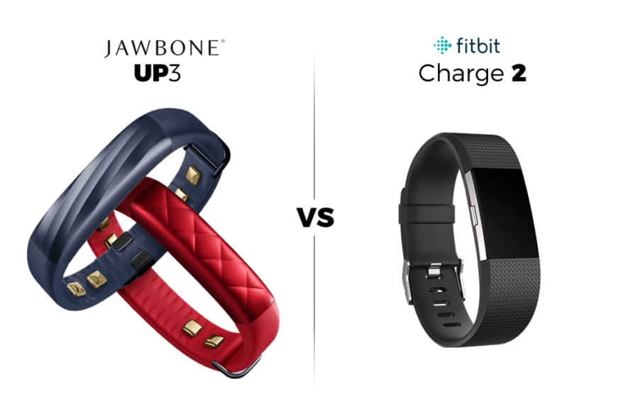 Jawbone VS Fitbit Review: Which Smart Device Is Better?