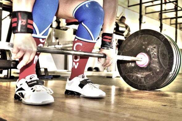 weightlifitng
